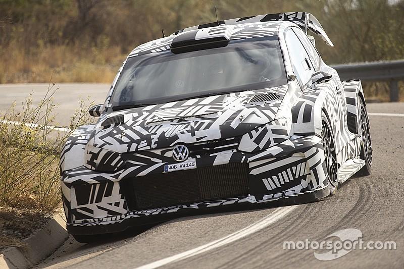 Al-Attiyah heeft WRC-plannen met nieuwe Volkswagen Polo 2017