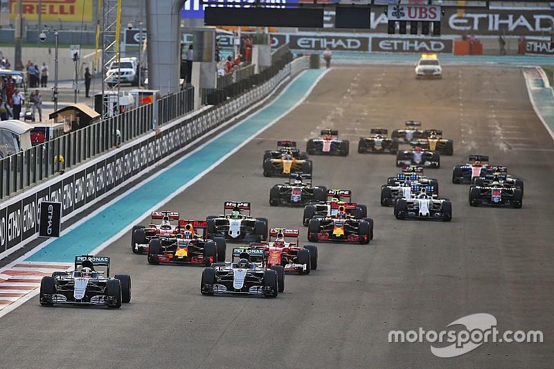 FIA umumkan daftar pembalap F1 2017