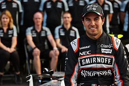 Sergio Pérez no dejará Sahara Force India