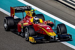 GP2 Ultime notizie Gustav Malja correrà in GP2 nel 2017 con il team Racing Engineering
