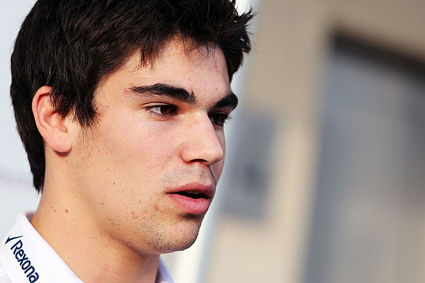 Stroll impresionó tanto como Villeneuve en los test, dice Symonds