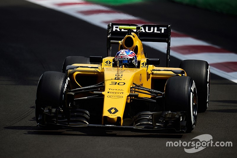 """Palmer: """"Hopelijk maakt Renault grootste sprong"""""""