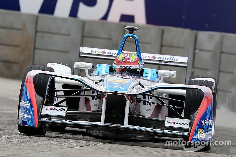 """""""Formule E-auto's hoeven niet sneller te worden"""", vindt BMW"""