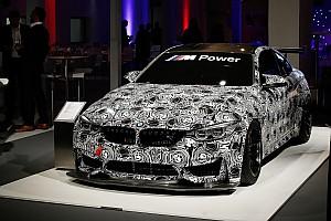 Endurance Nieuws Fabrieks-BMW M4 GT4 maakt racedebuut in januari