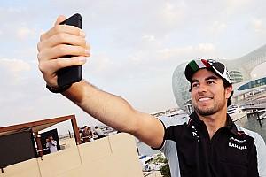 F1 Entrevista Sergio Pérez: