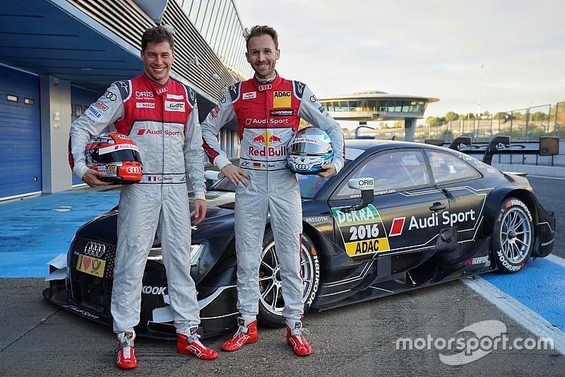 杜瓦尔、拉斯特将在2017赛季代表奥迪出战DTM