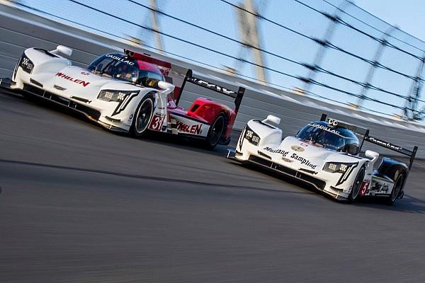 Чинні чемпіони показали найкращий час серед трьох Cadillac на тестах в Дайтоні
