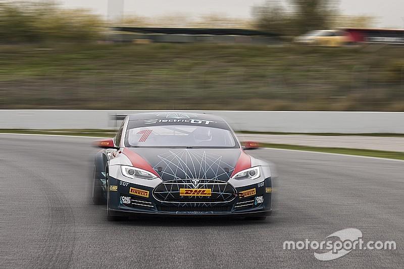 La primera temporada del Electric GT pasará por Montmeló