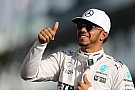 Ecclestone craint un Hamilton seul au monde en 2017