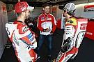 Лоренсо попросил Ducati чаще использовать Стоунера