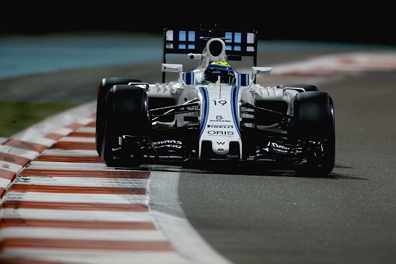 Chefe admite possibilidade de Massa retornar à Williams