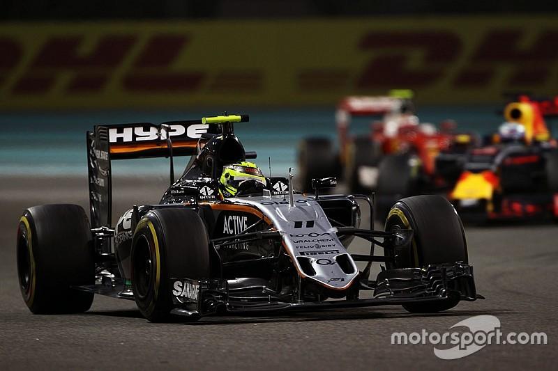 Sergio Perez stond op het punt Force India te verlaten