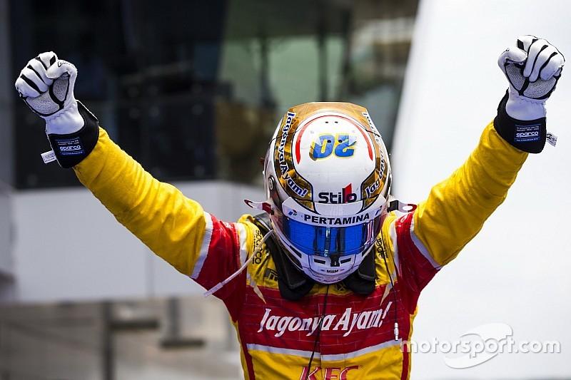 Итальянская пресса сообщила о контракте Джовинацци с Ferrari