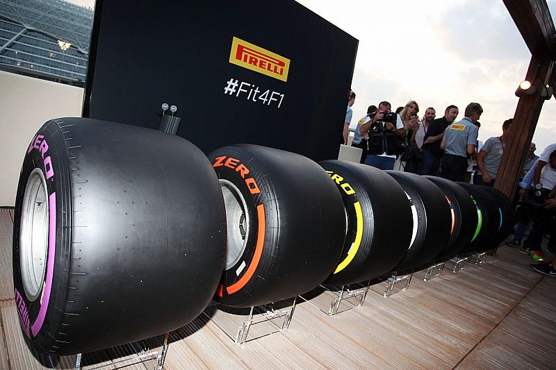 Pirelli maakt banden voor eerste Formule 1-races van 2017 bekend