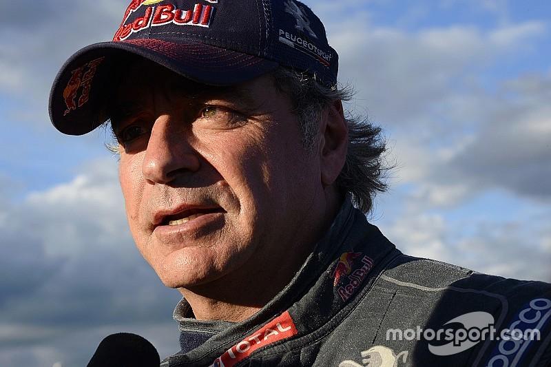 """Sainz: """"En el Dakar sólo importa ganar"""""""