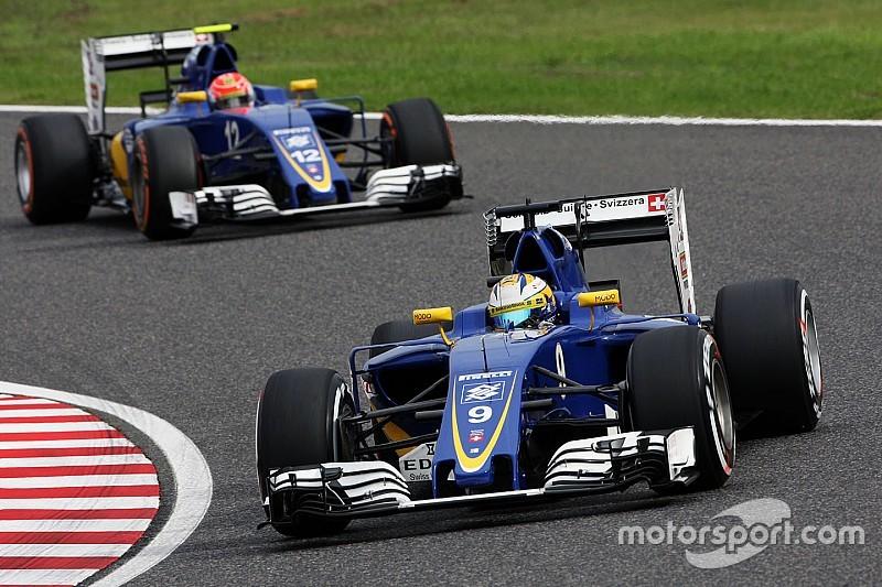 【F1】エリクソン「僕とフェリペはお互いに良いレースができた」