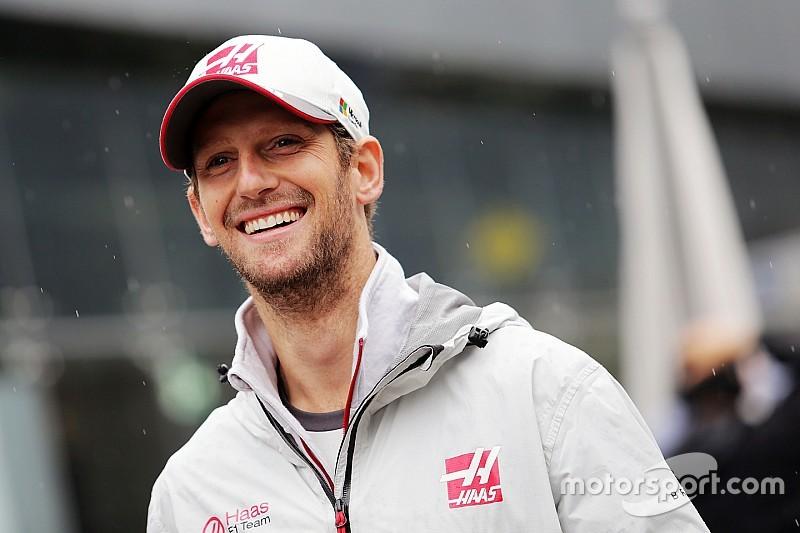 """Grosjean vê acerto ao ir para Haas: """"combinação perfeita"""""""
