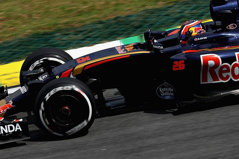 Ook Toro Rosso wil Renault-motoren andere naam geven