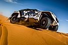 Peugeot no está preocupado por la pérdida de potencia en el DKR 3008