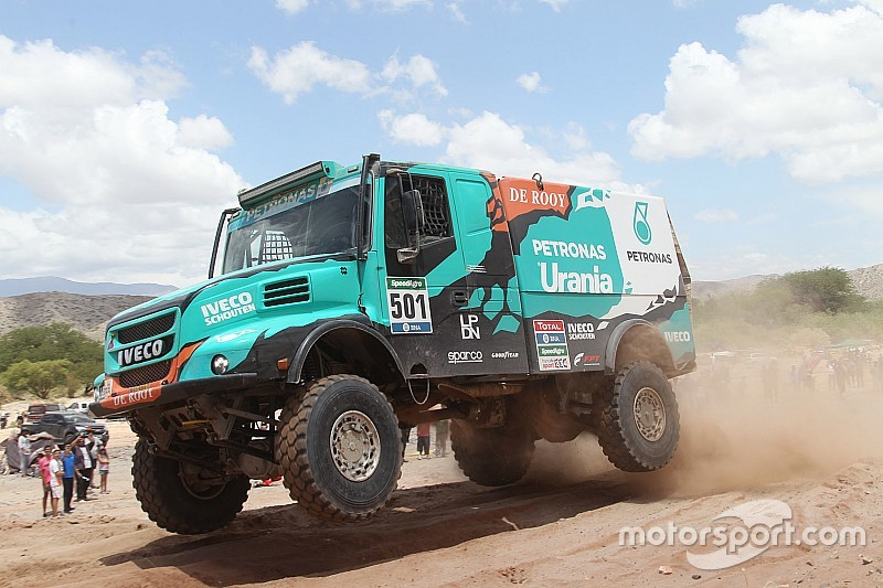 Preview Dakar 2017 - Trucks: De Rooy versus Kamaz