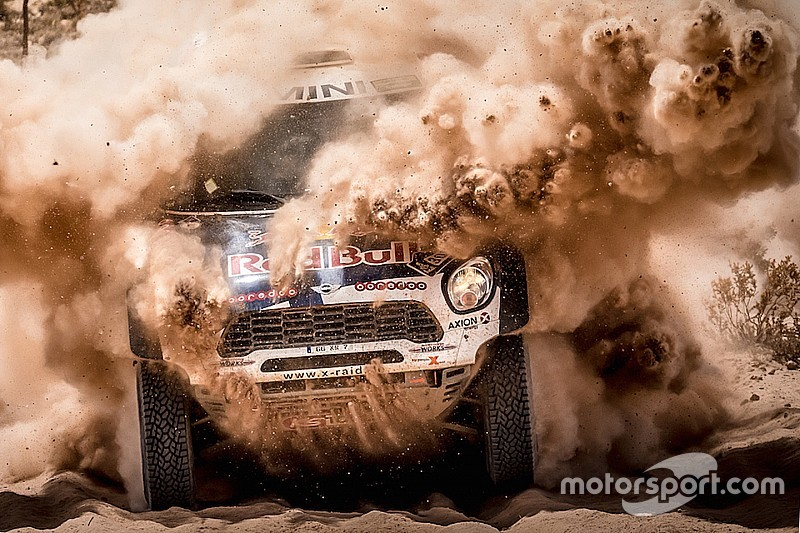Cambios en la cuarta etapa del Dakar