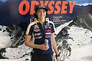"""Nifontova correrá el Dakar 2017: """"Para mí estar aquí ya es una victoria"""""""