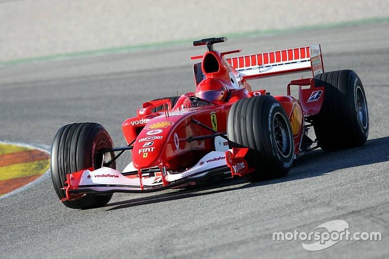 Valentino Rossi und Ferrari in der Formel 1: Was wäre, wenn…