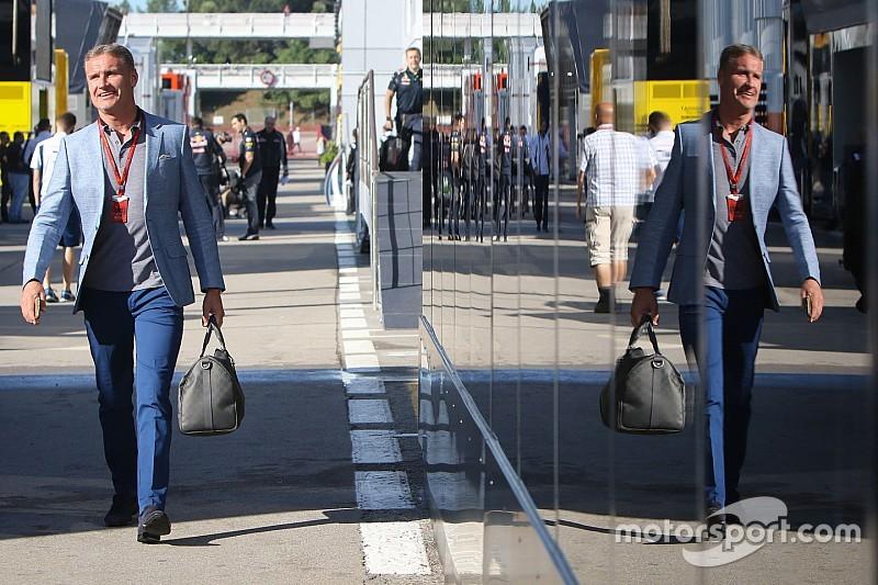Para Coulthard, la F1 debe acercarse a los espectadores