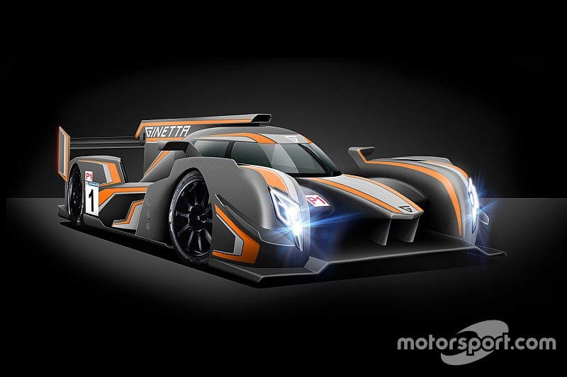 Ginetta stelt LMP1-project voor met ontwerper Adrian Reynard