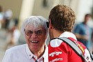Ecclestone többre tartja Vettelt és várja Micket!