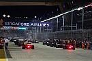 Com futuro incerto, GP de Cingapura conta com apoio dos fãs