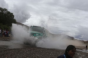 """Dakar News Gerard de Rooy: """"Wir waren nicht die Schnellsten, aber die Schlausten"""