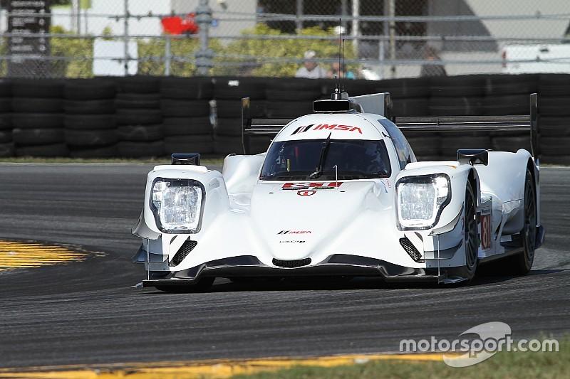 IMSA-Test in Daytona: DragonSpeed am letzten Tag an der Spitze