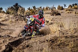 Dakar Relato de estágio Brabec lidera dobradinha da Honda; Sunderland aumenta frente