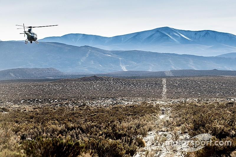 La especial de la etapa 8 del Dakar se recorta en 75 kilómetros