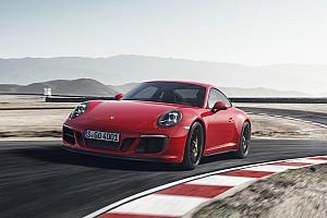 Automotive Nieuws Porsche onthult vernieuwde 911 GTS met turbomotor