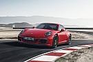 Porsche onthult vernieuwde 911 GTS met turbomotor