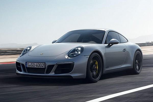 Porsche 911 GTS, ora con motore turbo