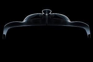 Prodotto Ultime notizie L'hypercar della Mercedes si chiamerà Project One
