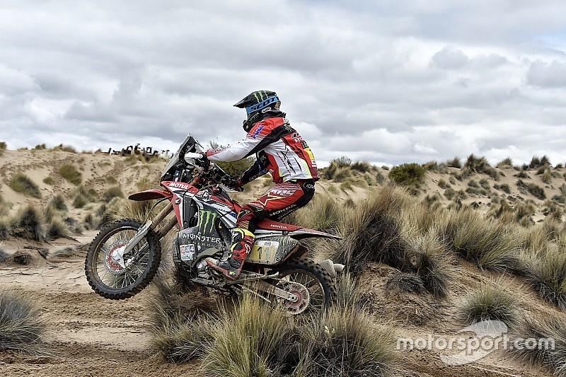 Reli Dakar Stage 8: Barreda tercepat, Sunderland perpanjang keunggulan