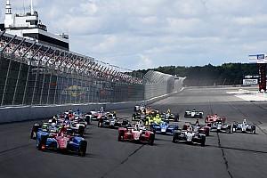 IndyCar Noticias de última hora IndyCar extiende su contrato con Dallara