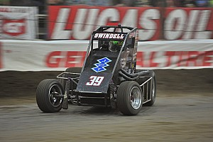 Swindell moving forward after crash that ended his racing career