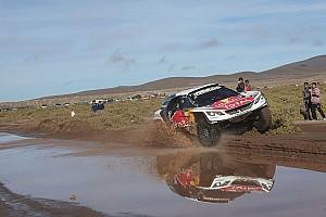 Dakar Noticias Loeb pierde el Dakar por un pinchazo camino de Río Cuarto