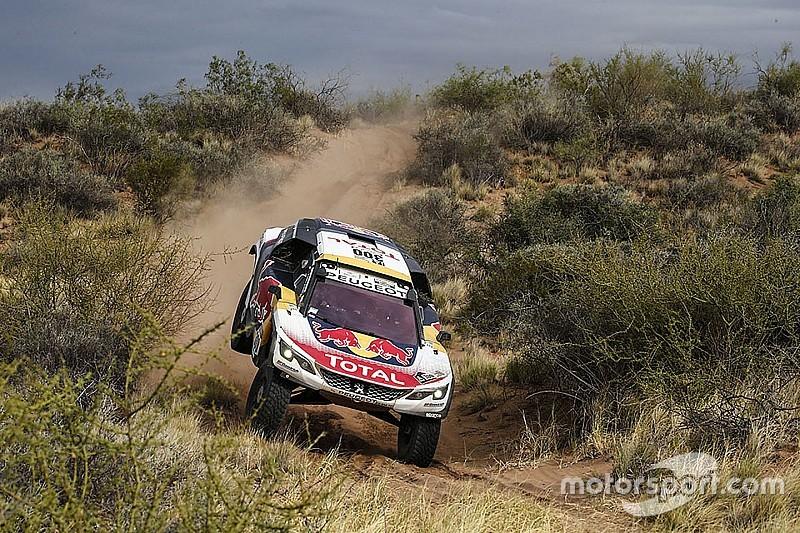 Étape 12, autos - Peterhansel et Cottret gagnent leur septième Dakar !