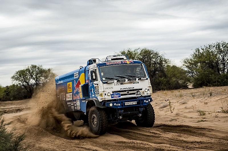Dakar 2017, 12. Etap: Nikolaev kazandı Kamaz 1-2