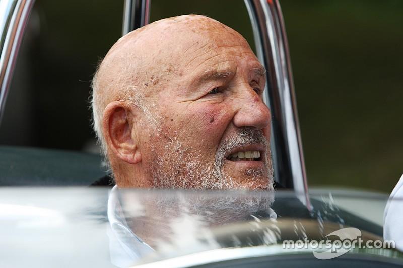 """F1-Legende Stirling Moss nach """"ernsthafter"""" Infektion im Krankenhaus"""