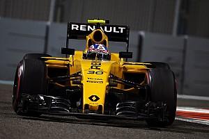 Formule 1 Actualités Le moteur Renault va radicalement évoluer pour 2017