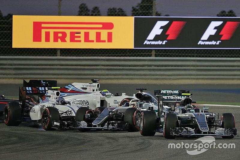 """Brundle: """"Mercedes blijft vertrek Rosberg wel een tijdje voelen"""""""