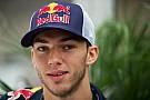 Gasly blijft derde rijder bij Red Bull en racet in Super Formula