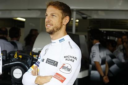 Button, Honda ile rallikros test programına başladı